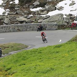 ANDERMATT (SUI) CYCLING<br /> Tour de Suisse stage 7<br /> Wout Poels
