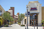 Krikorian Metroplex Movie Theater and Howie's Game Shack at Buena Park Downtown