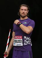 Friidrett<br /> 05.07.2014<br /> Foto: imago/Digitalsport<br /> NORWAY ONLY<br /> <br /> IAAF Diamond League Paris, 05.07.2014, Stade de France, Paris, Andreas Thorkildsen Norwegen, Speerwurf Männer