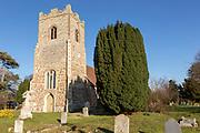 Church of Saints Mary and Martin, Kirton,  Suffolk, England, UK