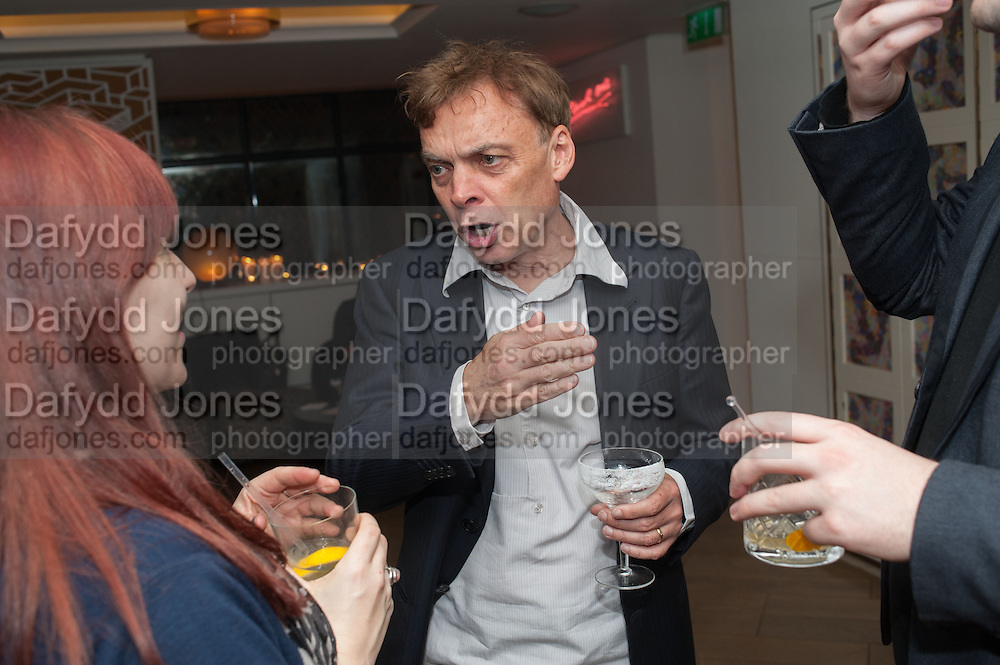 GRAEME SIMSION, Graeme Simsion: The Rosie Project - press launch party. The Ivy Club, , 1-5 West Street, London, WC2H 9NQ,