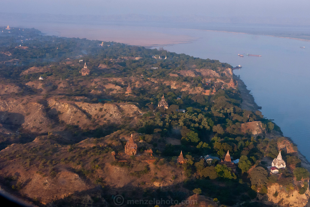 Bagan, Myanmar, also knows as Burma