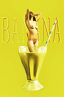 Do you like banana milkshakes? They can be a perfect treat for someone who loves milkshakes, but would perhaps prefer to enjoy something a little different from chocolate, vanilla, or strawberry. If you consider yourself to be a person like that, then you are going to love this compelling piece of fine art. The piece combines the nude female form, captured in a state of perfect enjoyment, with a glass of banana milkshake. One of the best things about this particular piece is the fact that it is open to a wide range of interpretations. What do you think it's about? .<br /> <br /> BUY THIS PRINT AT<br /> <br /> FINE ART AMERICA<br /> ENGLISH<br /> https://janke.pixels.com/featured/banana-jan-keteleer.html<br /> <br /> <br /> WADM / OH MY PRINTS<br /> DUTCH / FRENCH / GERMAN<br /> https://www.werkaandemuur.nl/nl/shopwerk/Pop-Art---Banana/438191/134