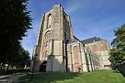 Nederland, Veere, 14-9-2019Open monumentendag . De grote kerk van dit stadje in Zeeland . .Foto: Flip Franssen.