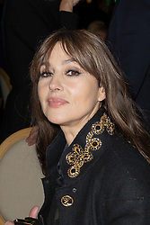 Monica Bellucci attends the 17th 'Diner De La Mode' as part of Paris Fashion Week on January 24, 2019 in Paris, France.