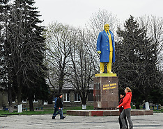 Lugansk, eastern Ukraine, MSF