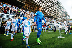 Football match between HNK Rijeka and GNK Dinamo Zagreb in Round #27 of 1st HNL League 2016/17, on November 5, 2016 in Rujevica stadium, Rijeka, Croatia. Photo by Grega Valancic / Sportida