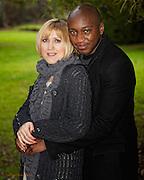 Fiona & Gary Pre Wedding Photographs at Woodborough Hall, Woodborough, Nottinghamshire.