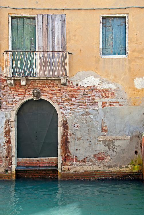 Beautiful Venetian house.
