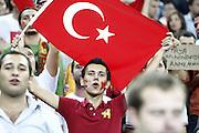 DESCRIZIONE : Wroclaw Poland Polonia Eurobasket Men 2009 Preliminary Round Turchia Lituania Turkey Lithuania <br /> GIOCATORE : Tifosi Supporters Fans Turchia Turkey<br /> SQUADRA : Turchia Turkey<br /> EVENTO : Eurobasket Men 2009<br /> GARA : Turchia Lituania Turkey Lithuania<br /> DATA : 07/09/2009 <br /> CATEGORIA : tifosi fans supporters<br /> SPORT : Pallacanestro <br /> AUTORE : Agenzia Ciamillo-Castoria/E.Castoria<br /> Galleria : Eurobasket Men 2009 <br /> Fotonotizia : Wroclaw Poland Polonia Eurobasket Men 2009 Preliminary Round Turchia Lituania Turkey Lithuania<br /> Predefinita :