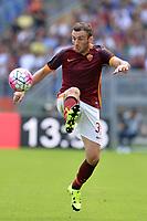 Vasilis Torosidis Roma.<br /> Roma 20-09-2015 Stadio Olimpico, Football Calcio 2015/2016 Serie A.AS Roma - Sassuolo  Foto Antonietta Baldassarre / Insidefoto