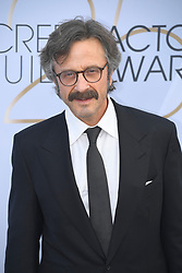 January 27, 2019 - Los Angeles, California, U.S - MARC MARON during silver carpet arrivals for the 25th Annual Screen Actors Guild Awards, held at The Shrine Expo Hall. (Credit Image: © Kevin Sullivan via ZUMA Wire)