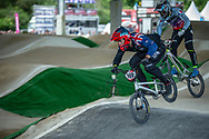 #169 (PEEL Maynard) NZL at Round 6 of the 2019 UCI BMX Supercross World Cup in Saint-Quentin-En-Yvelines, France