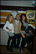 SIAN WELBY; CHARLIE MCEWEN; LIZZIE CUNDY; , Cahoots club launch party, 13 Kingly Court, London, W1B 5PW  26 February 2015