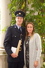 Ceann Comhairle Seán Barrett, TD, presents National Bravery Awards at Farmleigh House ceremony.