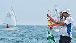 Campeonato de España de Optimist. Selectivo para formar Equipo Nacional Mundialista y Europeo.