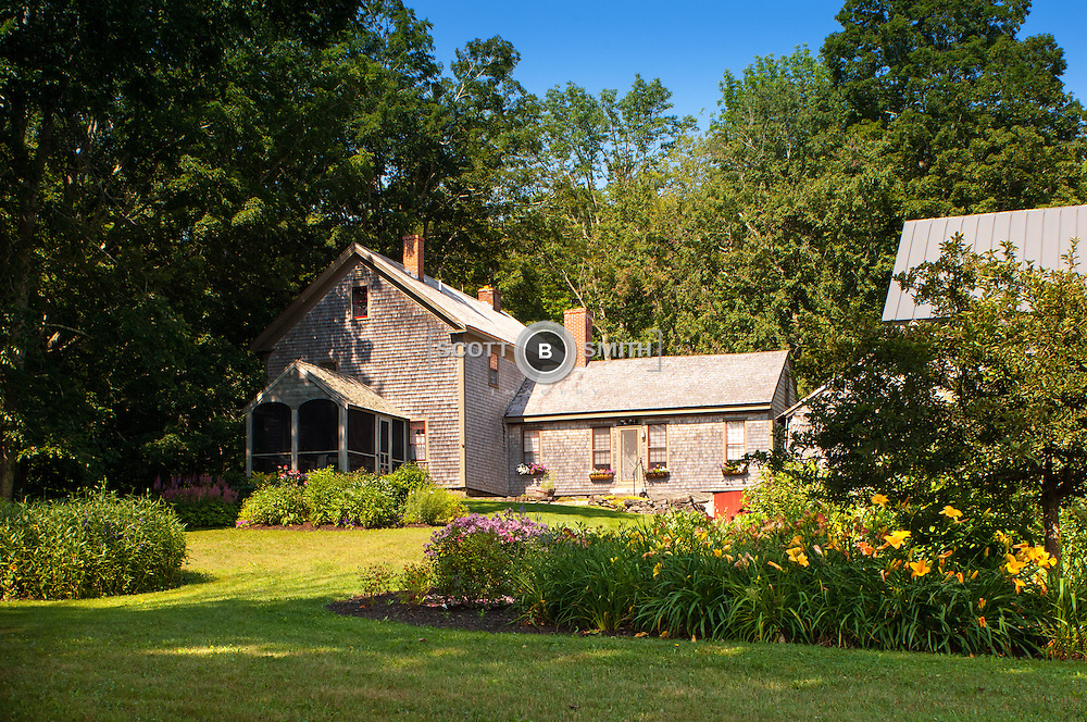 Photographed for Legacy Properties - Sotheby's International Realty; 170 Main Street, Damariscotta, Maine 04543