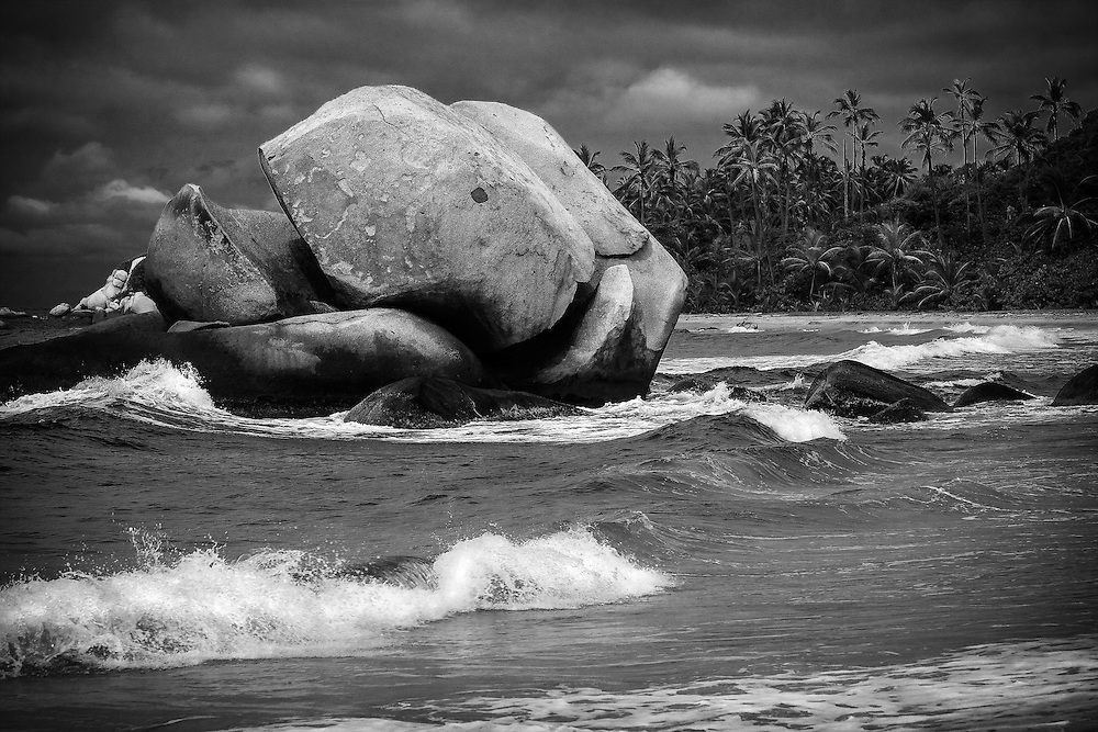 Tayrona park, north of Colombia, South America