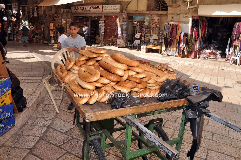 The market, old city, Jerusalem, Israel