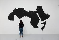 The Arab World by Marwan Rechmaoui at Mathaf: Arab Museum of Modern Art, Doha , Qatar.