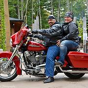 Harley Davidson Road Warriors At Hop Lot Brewery