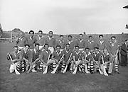 All Ireland Junior Final, London v Antrim.  London Team..04.10.1959