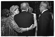 ANNA MURDOCH,, RUPERT MURDOCH, RALPH LAUREN, Taki Theodoracopulos Mirabella magazine 5th anniversary party. Manhattan. June 1994.
