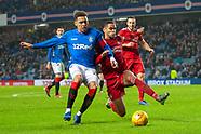 Rangers v Aberdeen 051218