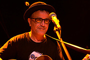 Ehud Banai (born March 31, 1953) Israeli singer and songwriter live on stage 14/7/2008