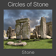 CIRCLES of STONE - Art Photos of Neolithic Standing Stone Monuments  by Photographer Paul E Williams