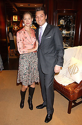 SEB & HEIDI BISHOP at a party at Ralph Lauren, Bond Street, London in support of the NSPCC's Full Stop campaign on 21st March 2006.<br /><br />NON EXCLUSIVE - WORLD RIGHTS