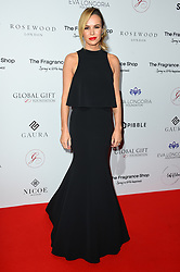 Amanda Holden attending the 9th Annual Global Gift Gala held at the Rosewood Hotel, London. Picture date: Friday November 2nd 2018. Photo credit should read: Matt Crossick/ EMPICS Entertainment.