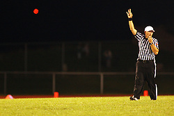 14 September 2012: Danville Vikings v Normal Community West Wildcats Football in Normal Illinois