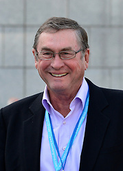 © Licensed to London News Pictures. 03/10/2012. Birmingham, UK Lord Ashcroft on Day 1 at The Conservative Party Conference at the ICC today 7th October 2012. Photo credit : Stephen Simpson/LNP