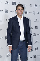 May 3, 2019 - Madrid, Spain - Spanish tennis players Rafael Nadal to the party  presentation of the Mutua Madrid Open 2019, at the Prado Museum in Madrid, Spain, 03 May 2019. The Mutua Madrid Open runs from 3 until 12 May 2019. (Credit Image: © Oscar Gonzalez/NurPhoto via ZUMA Press)