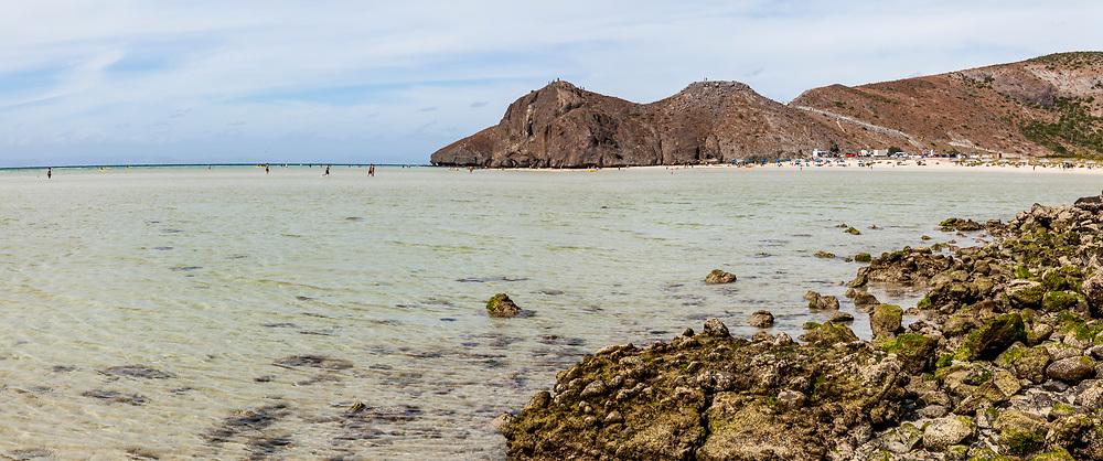 Balandra Beach, BCS Mexico.