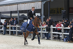 Fortin Clement, FRA, Quinta W<br /> 4 years old Horses<br /> BK Young Horses Gesves 2021<br /> © Hippo Foto - Julien Counet