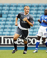 Photo: Chris Ratcliffe.<br />Millwall v Crystal Palace. Pre Season Friendly. 29/07/2006.<br />James Scowcroft of Crystal Palace.