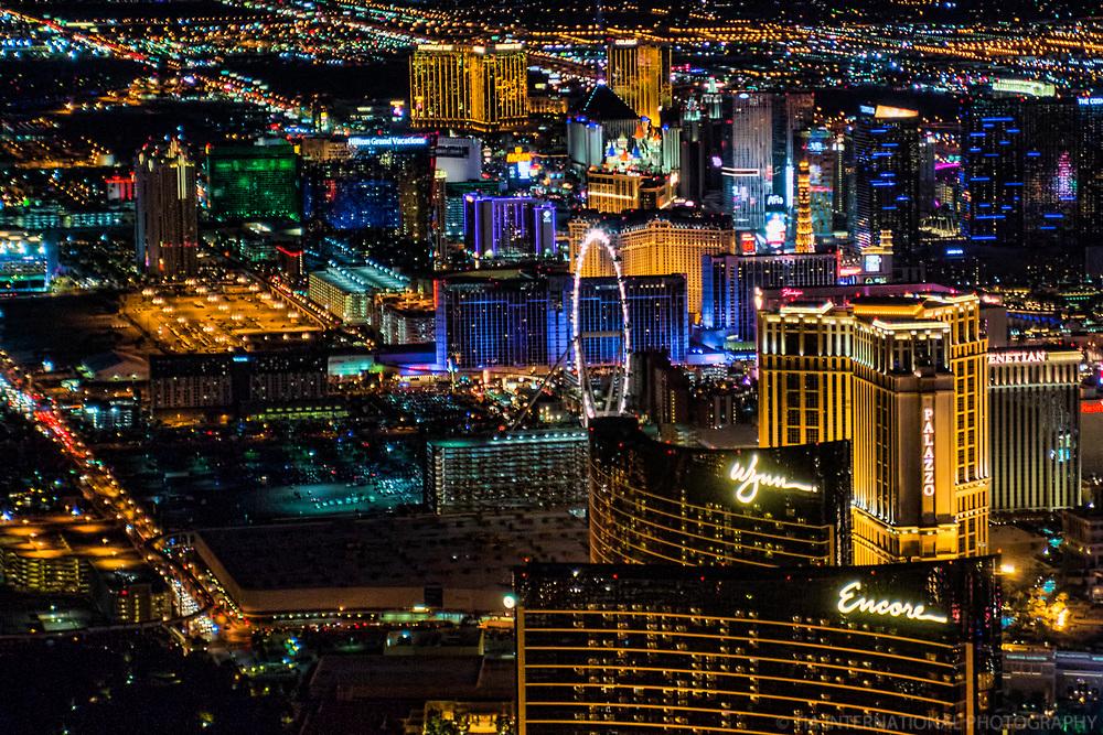 East Side of Las Vegas Strip