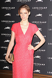 © Licensed to London News Pictures. 14/09/2013. LONDON. UK. Coco Rocha, Longchamp - Flagship Store Launch Party, Regent Street, London UK, 14 September 2013. Photo credit : Brett D. Cove/Piqtured/LNP