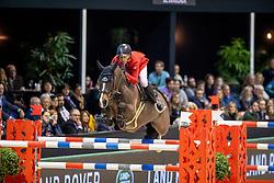 Schwizer Pius, SUI, Cas<br /> Jumping International de Bordeaux 2020<br /> © Hippo Foto - Dirk Caremans<br />  08/02/2020