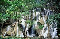 Laos - Luang Prabang - Kuang Si - Cascade