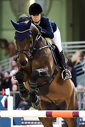 March 16, 2018 - Paris, France, France - Tops Alexander Edwina (Aus) - Inca Boy van t Vianahof (Credit Image: © Panoramic via ZUMA Press)