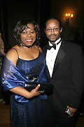 l to r: Sybil Chester and Kyle Donavan at The 2009 NV Awards: A Salute to Urban Professionals sponsored by Hennessey held at The New York Stock Exchange on February 27, 2009 in New York City. ....