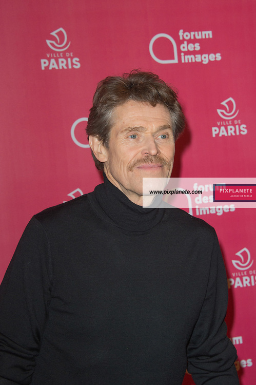 Willem Dafoe Rétrospective Paul Schrader et présentation du film Light Sleeper avec Willem Dafoe Jeudi 9 Janvier 2020 Forum des images Paris