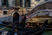 Venice, Gondoliere
