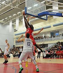 Bristol Flyers' Alif Bland  - Photo mandatory by-line: Joe Meredith/JMP - Mobile: 07966 386802 - 21/11/2014 - Sport - Basketball - Bristol - SGS Wise Campus - Bristol Flyers v Surrey United - British Basketball League
