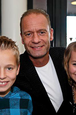 NLD/Zaandam/20081207 - Premiere Op Hoop van Zegen, Ron Boszhard