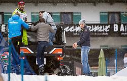 07.12.2014, Saalbach Hinterglemm, AUT, Snow Mobile, im Bild Nico Hülkenberg (GER) Force India F1 // during the Snow Mobile Event at Saalbach Hinterglemm, Austria on 2014/12/07. EXPA Pictures © 2014, PhotoCredit: EXPA/ JFK