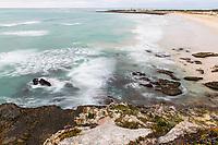 Rugged Arniston Rocky Coastline at Dawn, Arniston, Western Cape, South Africa,